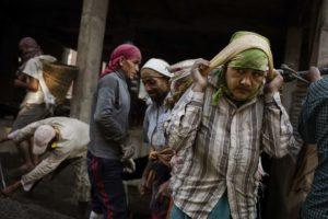 Bygningsarbejdere Nepal