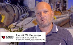 Henrik W. Petersen B&R