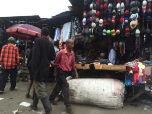 Uformel økonomi Kenya Pix