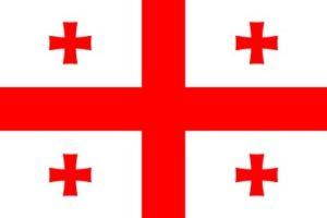 Georgien flag